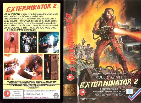 exterminator-2-vhs