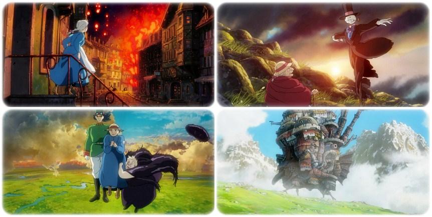cats3 Yürüyen Şato / Howls Moving Castle (2004) Yürüyen Şato Studio Ghibli Hayao Miyazaki Anime