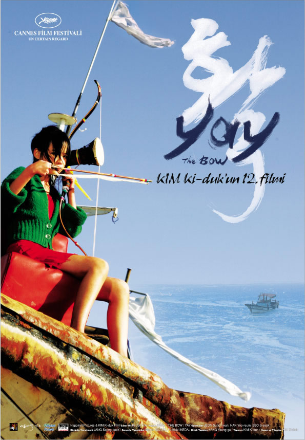 The Bow / Hwal / Yay / 2005 / Kim Ki Duk Filmi / Online Film �zle