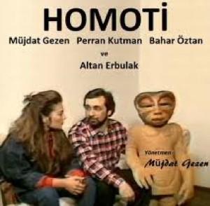 Homoti poster