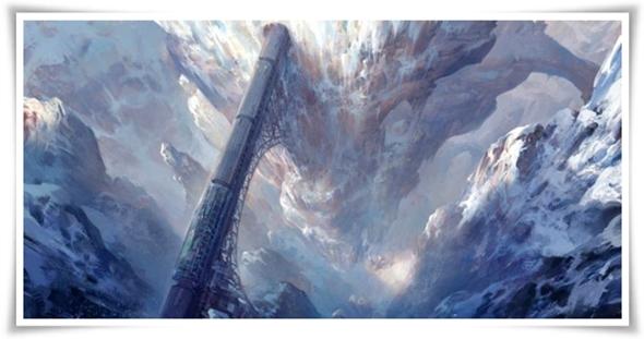 Snowpierecer Concept Art 2