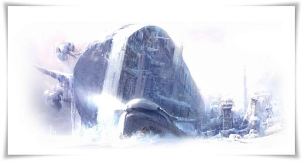 Snowpierecer Concept Art 4