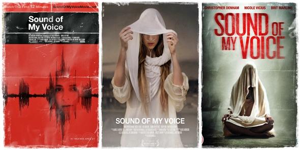 Sound of My Voice posterler