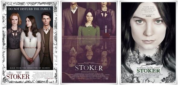 Stoker posterler