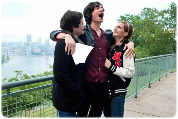 The Perks of Being a Wallflower 01