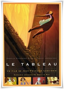 tableau poster