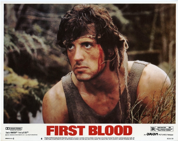 First Blood Lobby 2