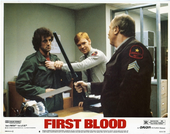 First Blood Lobby 3