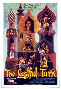 The Lustful Turk poster