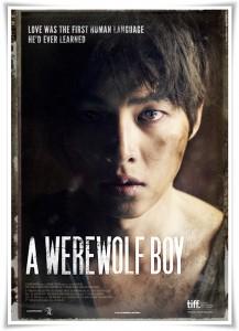 A Werewolf Boy poster 1