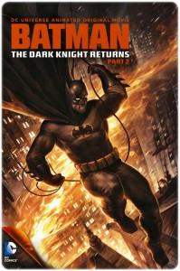 Batman The Dark Knight Returns Part 2 poster