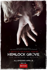 Hemlock-Grove poster