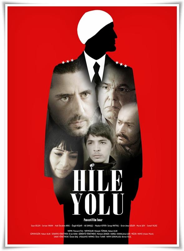 Hile Yolu poster 2