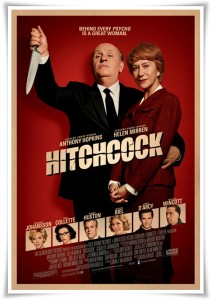 Hitchcock-2012 Poster