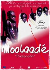 Moolaadé poster