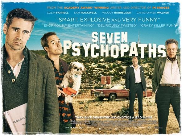 Seven Psychopats 1