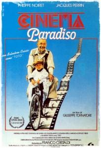 Cinema Paradiso poster