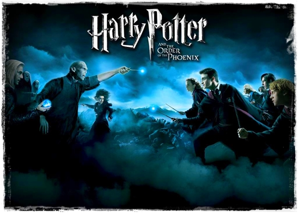 Harry Potter and the Order of the Phoenix 3