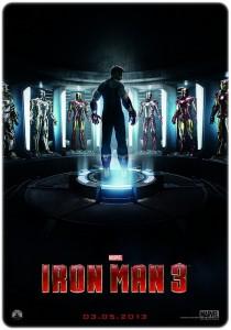 Iron Man 3 poster 3