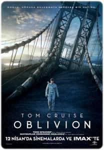 Oblivion_Afiş