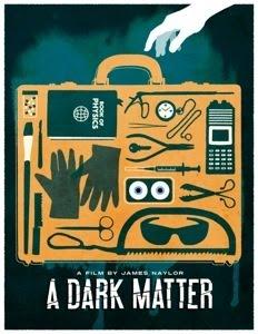 a dark matter poster