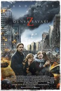 Dünya Savaşı Z afiş
