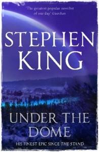 stephen king under the dome kapak