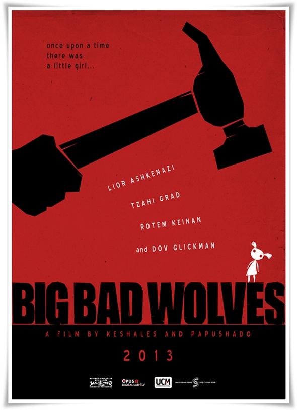 Big Bad Wolves poster 3