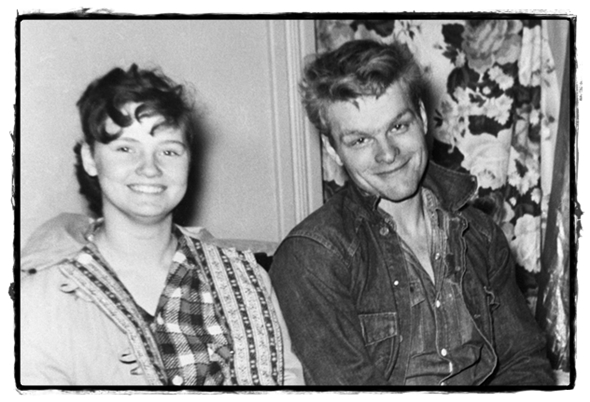 Charles Starkweather ve Caril Ann Fugate