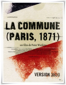 La Commune Paris 1871 poster