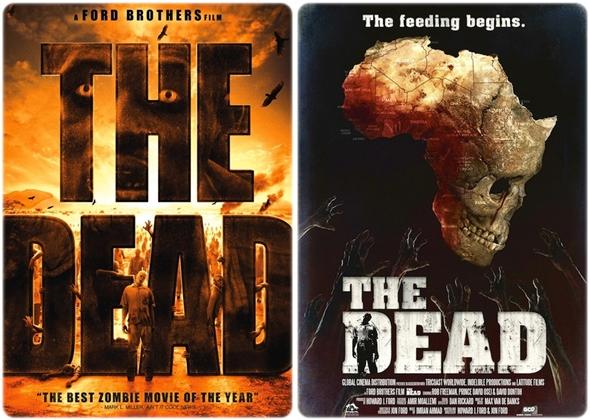 The Dead posterler