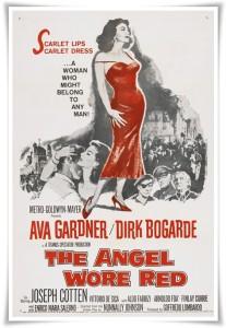 El Angel Vestido De Rojo