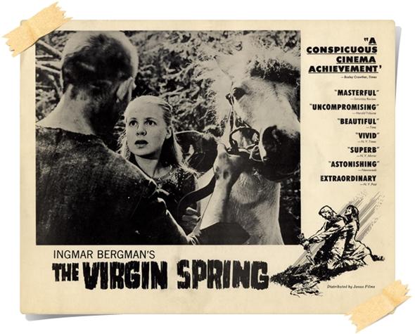 The Virgin Spring lobby 1