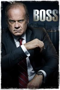 Boss poster
