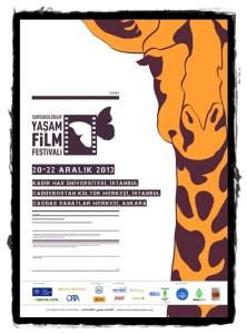 Sürdürülebilir Yaşam Film Festivali afiş1