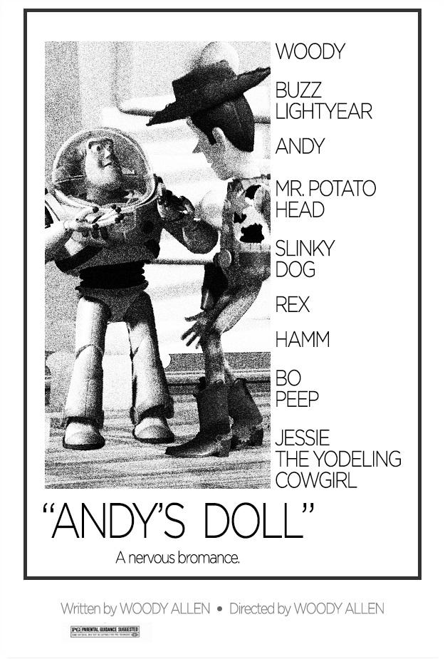 Woody Allen Walt Disney7