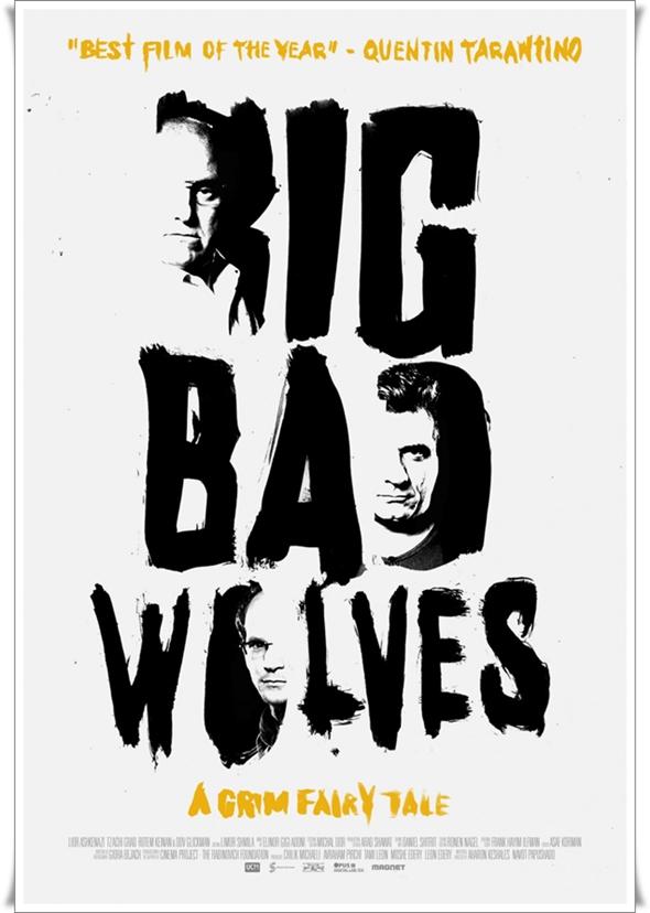 Big Bad Wolves poster 5