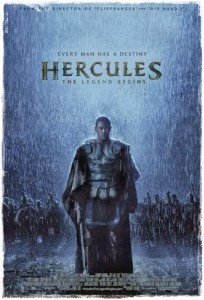 Hercules-The-Legend-Beigns Poster