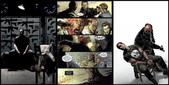 The Punisher Başlangıç (1)