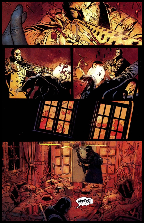 The Punisher Başlangıç (4)