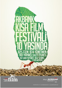 Akbank 10. Kisa Film Festivali