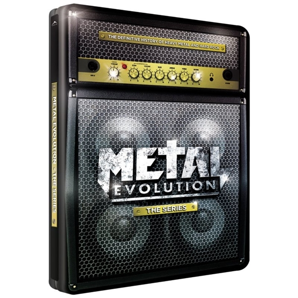 Metal Evolution 3