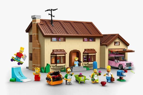 Simpsons Lego 2