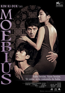Kim Ki Duk'tan Moebius