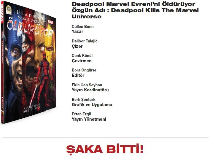 Deadpool JBC