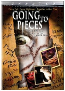 Going to Pieces poster
