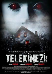 Telekinezi poster