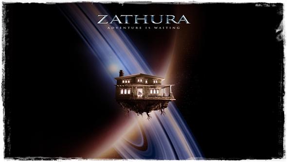Zathura A Space Adventure poster 2