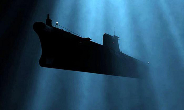 Submarine Phantom
