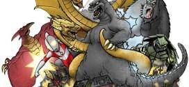 Godzilla Filmografisi